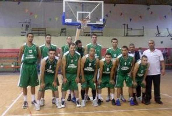 Super Divison Basketball Algérie