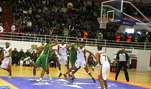 Afrobasket 2017 Qualification Basketball algérie
