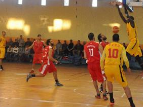 Super Division 2017 Basketball Algérie